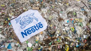 нестле пластмаса